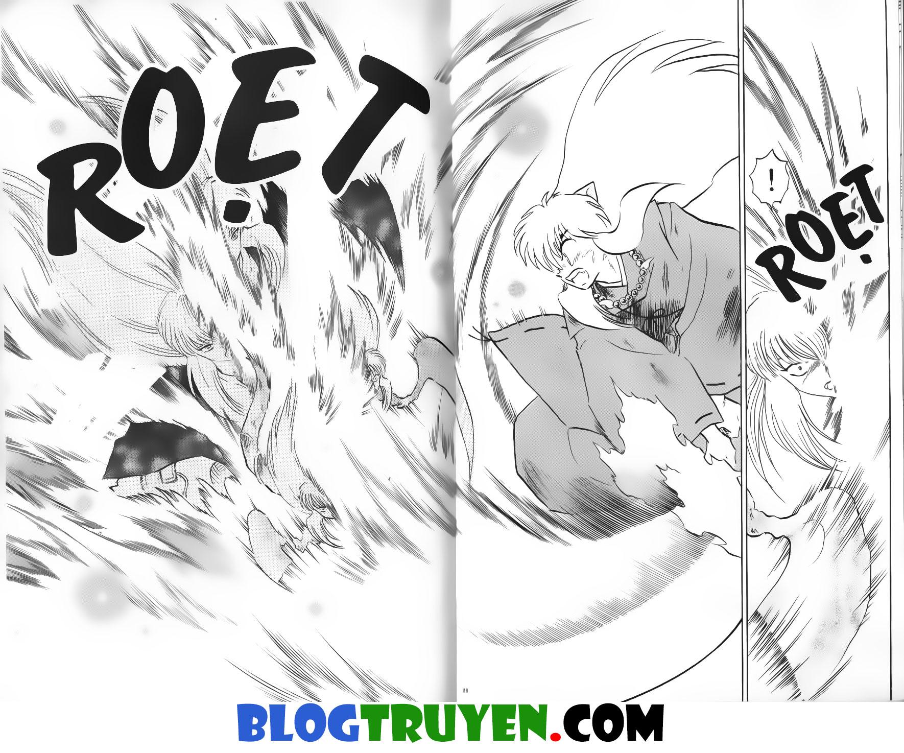 Inuyasha vol 18.2 trang 7