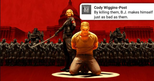 Ναζί και φιλελέδες διαμαρτύρονται, επειδή μπορείς να σκοτώσεις ναζί σε ηλεκτρονικό παιχνίδι