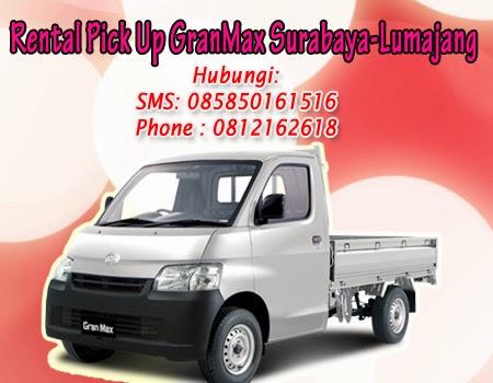 Rental-Sewa Pick Up Grandmax Surabaya-Lumajang