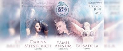 Resultado de imagem para oriental dance weekend junho