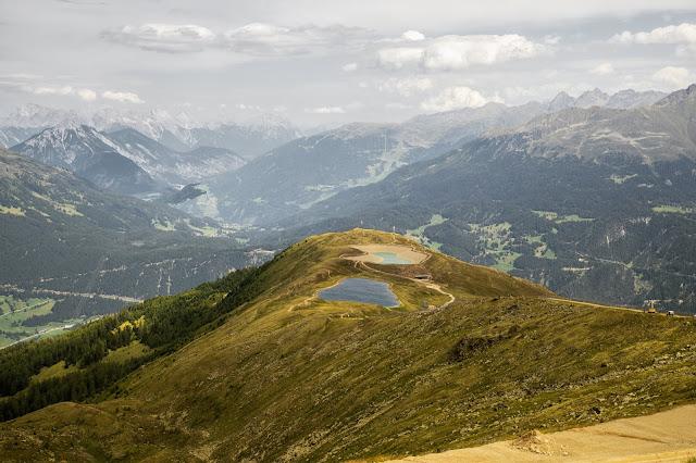 Alpenrosensteig vom Fisser Joch nach Fiss  Wanderung Serfaus-Fiss-Ladis 01