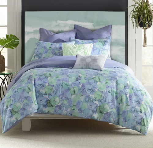 Sea Glass Comforter Set