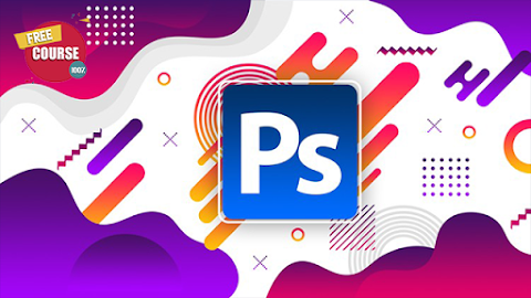 Mastering Shapes in Adobe Photoshop CC + 10 Projects [2019] 100% Free Online Courses