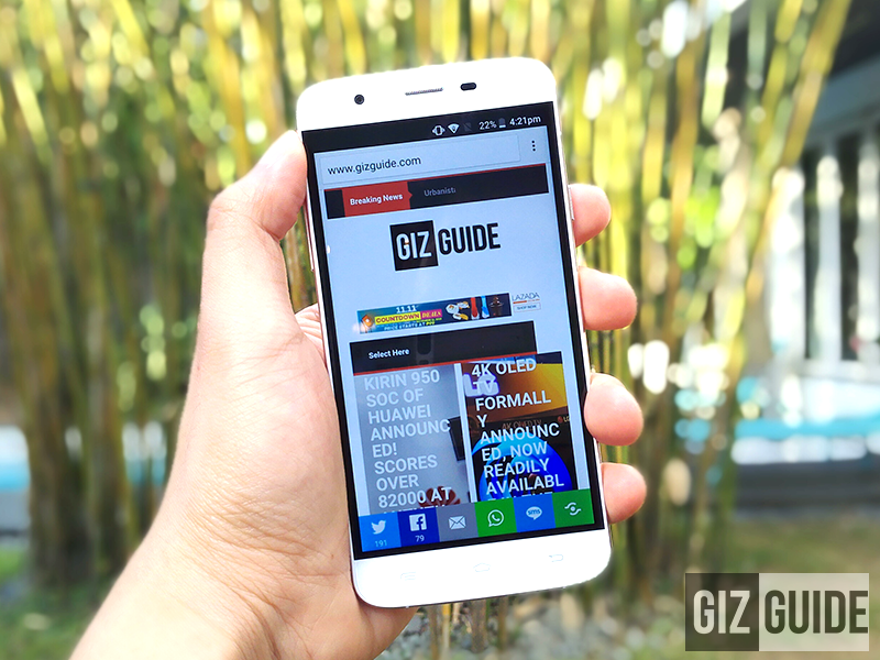 Cherry Mobile Flare 4 Review, The New Standard Of Budget Greatness!