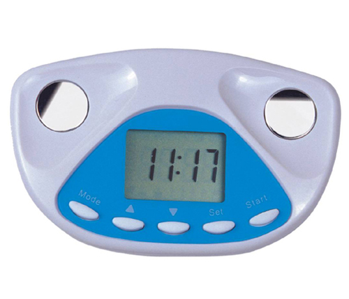 Hand Held Body Fat Analyzer Accuracy 61