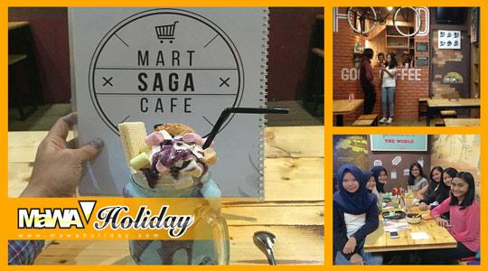 Saga Café And Mart
