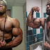 Donte Franklin Natural Bodybuilder With Crazy Genetics