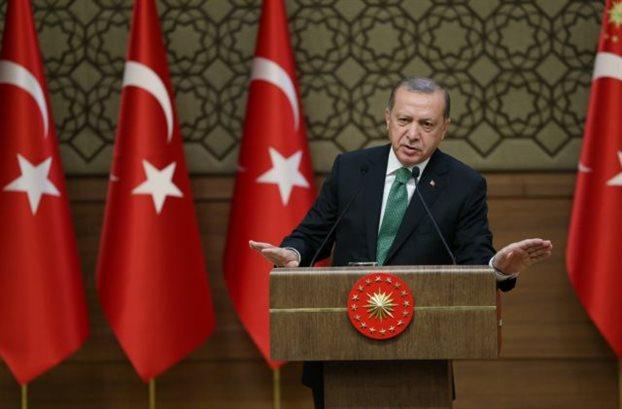 Ο Ερντογάν κατηγορεί την Γερμανία για λαϊκισμό με επίκεντρο την Τουρκία