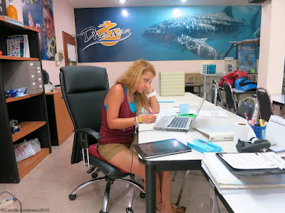 PADI IDCS Instructor course for September 2016 started on Phuket, Thailand