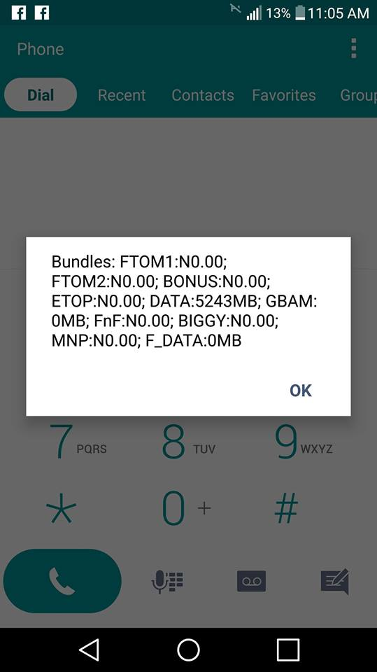 Latest Glo MB/Data Cheat, Get 5 2GB for N100 and 10 4GB for
