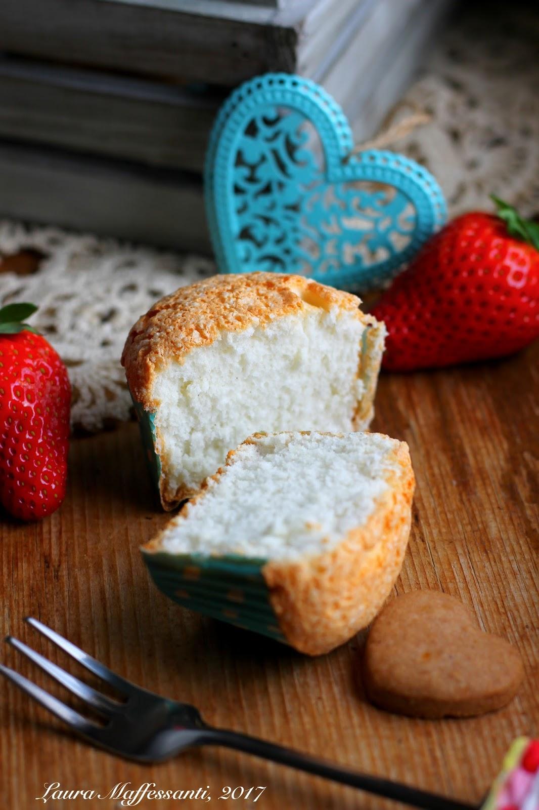 Angel Cake Ricetta Luca Montersino