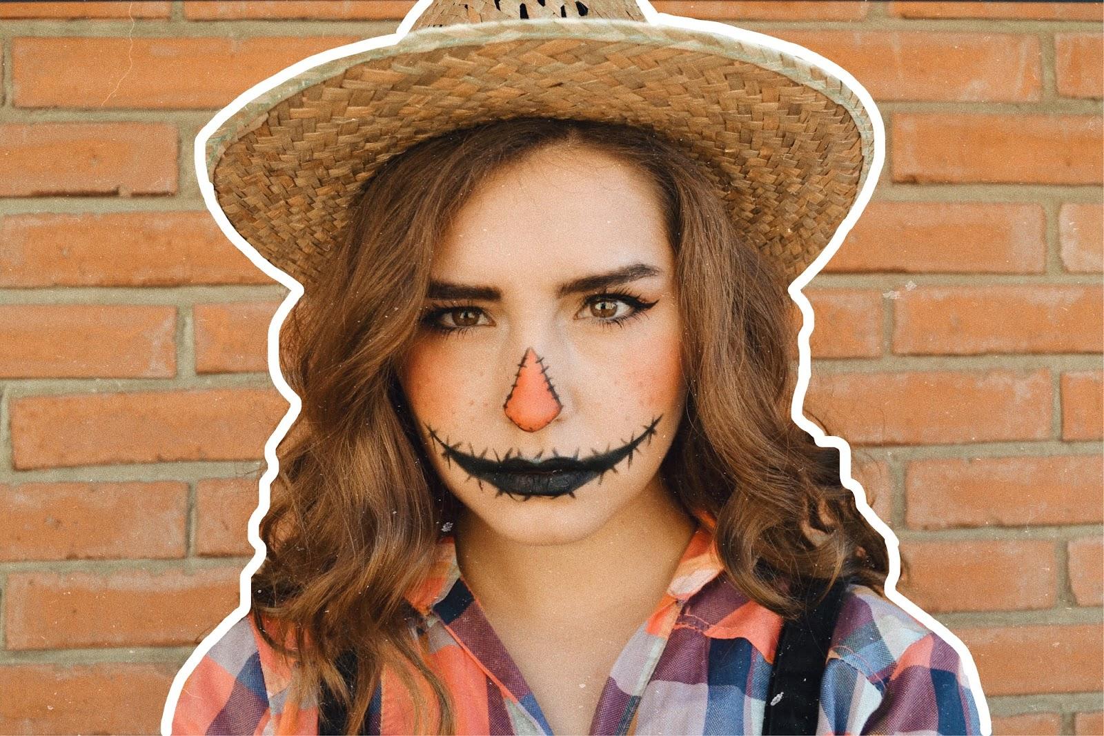 video: scarecrow halloween costume 🎃 - isluciaferrero