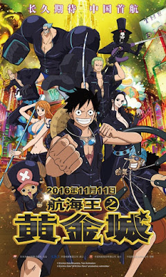 Download One Piece Film Gold 2016 WEB-DL 720p Subtitle Indonesia