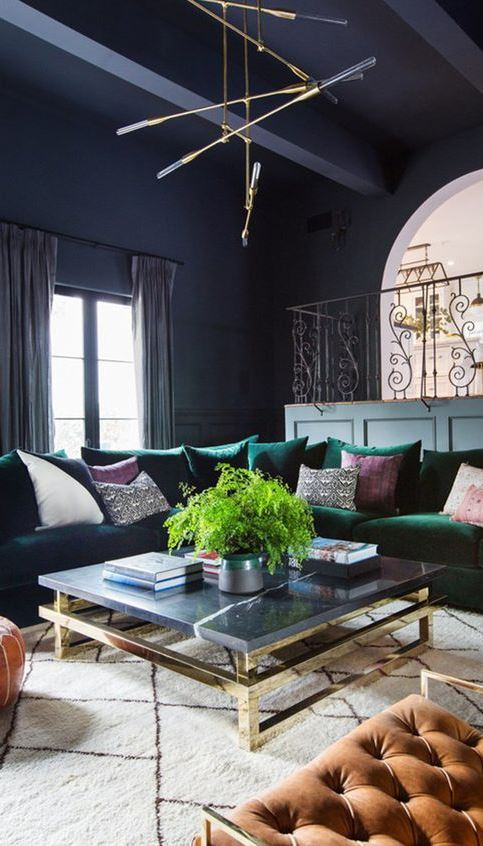 7 Rooms to Make You Rethink Your White Walls