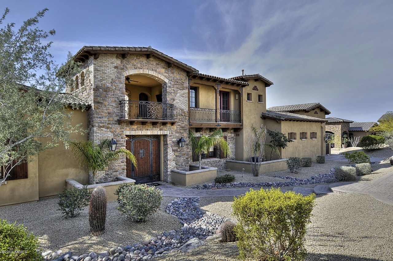 Art Now And Then Southwestern Style Architecture