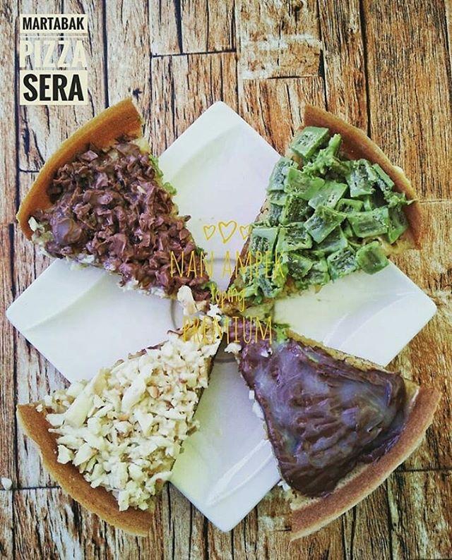 Martabak Pizza Sera