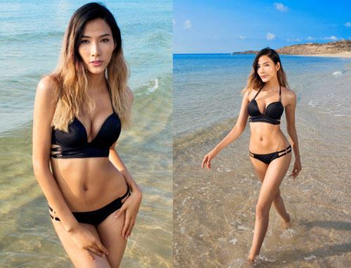 """Chế độ ăn giúp hai siêu mẫu Việt gợi cảm """"chết người"""""""