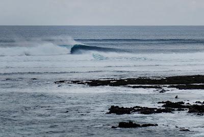 Surfing, Surf, Lefthander, Reefbreak