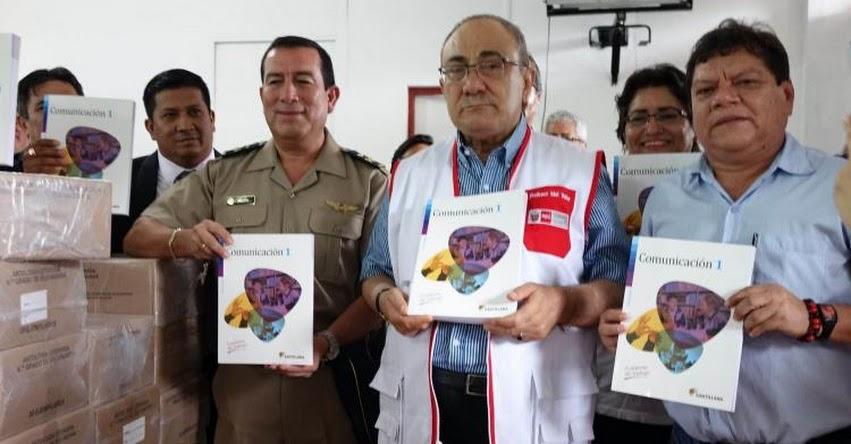 MINEDU: Todas las regiones del país ya recibieron materiales educativos - www.minedu.gob.pe