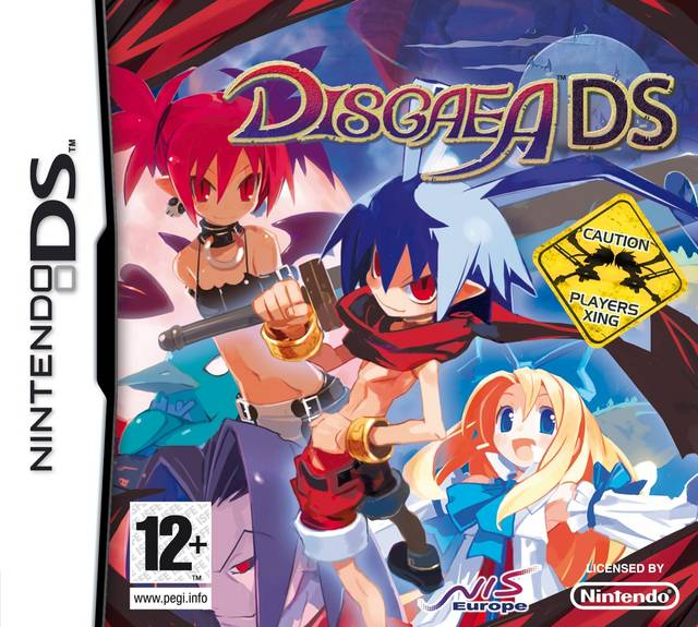 ROMs - Disgaea DS  - NDS Download