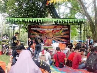 Kopdar Akbar Komunitas Blogger Bertuah+ Gathering UKM RIAU GOES ONLINE
