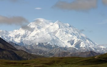 Wallpaper: Mount McKinley