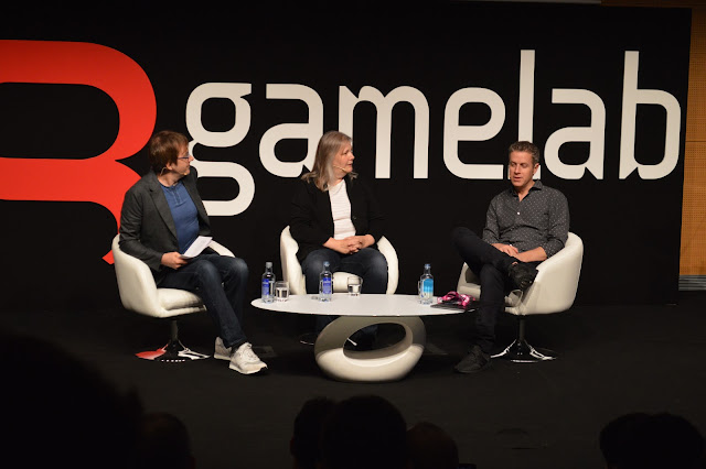 Amy Hennig Gamelab2018