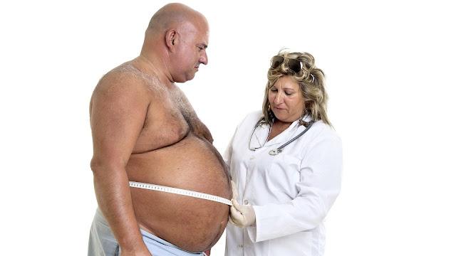 Epidemia otyłości w Polsce.