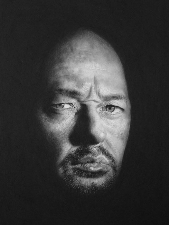 Британский художник. Andrew Tift