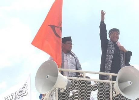 Tuding Ahok Penyebab Lahirnya Perppu Ormas, Mantan Rocker Ini Dukung Sistem Khalifah Diterapkan di Indonesia