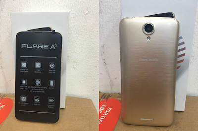 Cherry Mobile Flare A3 Leaks; LTE-Enabled Android Marshmallow for Php2,999