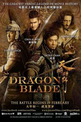 Dragon Blade (2015)