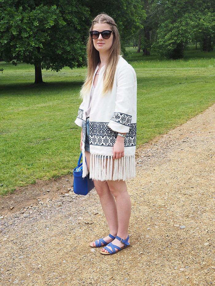 zara kimono fashion bloggers