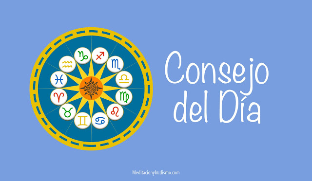 Consejo del dia para cada signo zodiacal -  5 de Abril