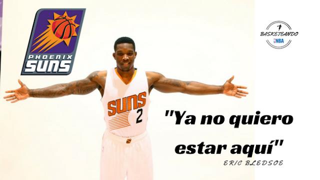 Phoenix Suns Pide Demasiado por Eric Bledsoe