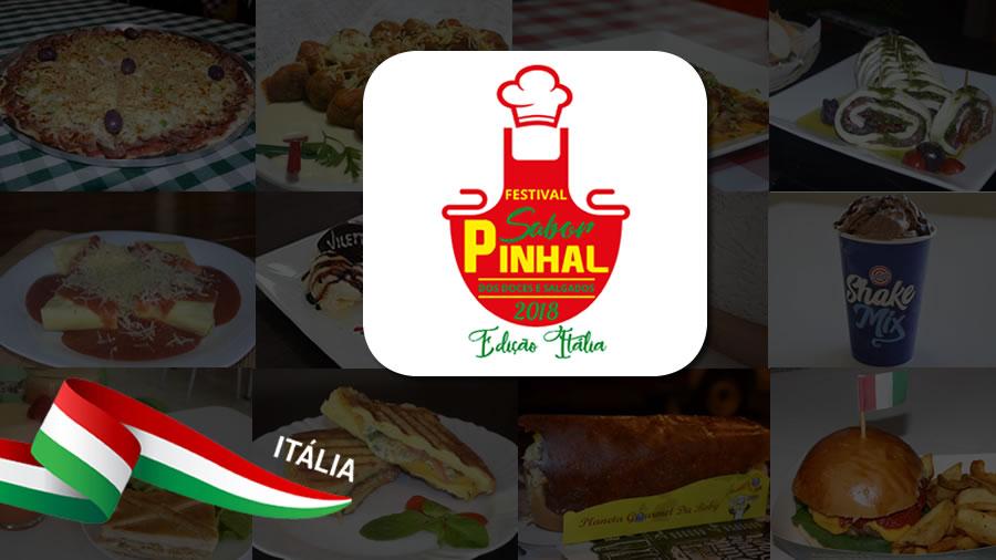 Festival Sabor Pinhal terá início nesta quinta-feira, véspera de feriado