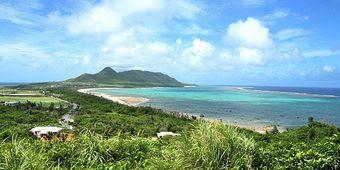 Pulau Ishigaki di Jepang