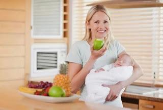 Makanan Yang Baik Untuk Ibu Menyusui