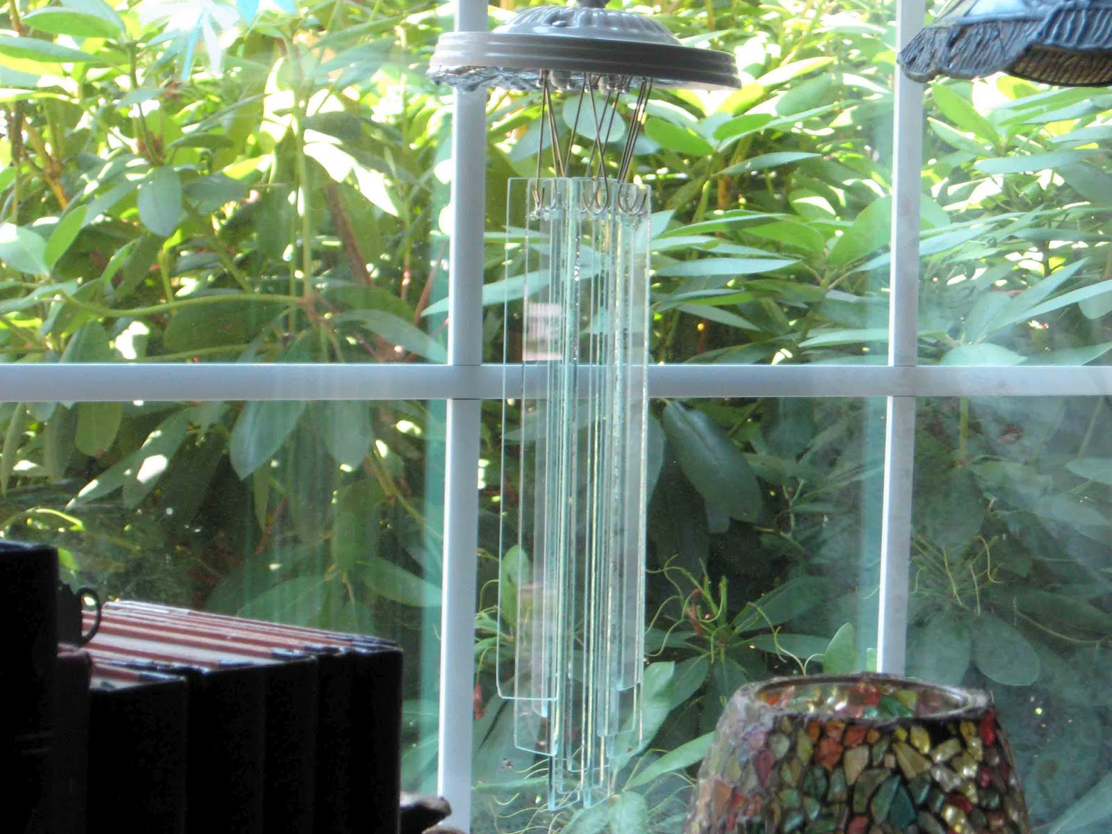 Cottage by the Sea : Glass Wind Chimes