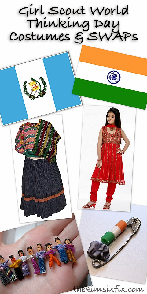 Thinking Day India And Guatemala Ideas
