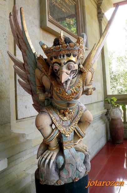 Footsteps - Jotaro' Travels Indonesia Balinese Art Pg.2