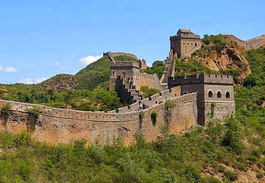 where is great wall of china