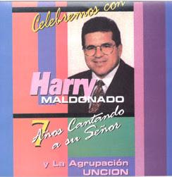Harry Maldonado-7 Años Cantando a Su Señor-