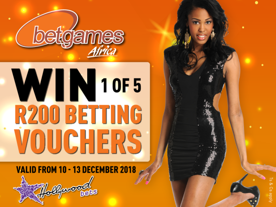 Betgames Africa Promotion: Terms and Conditions
