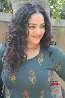Nithya Menon promotes her latest movie in Green Tight Dress ~  Exclusive Galleries 036.jpg