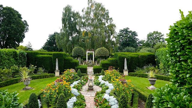 Jardín del aniversario