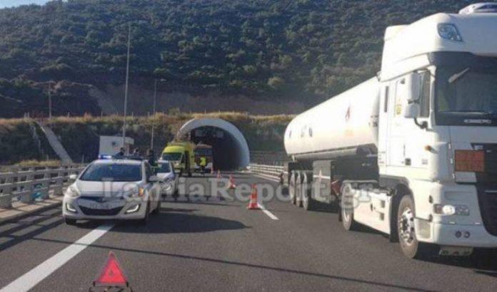 Ηλικιωμένος οδηγός μπήκε ανάποδα στην Εθνική Οδό Αθηνών Λαμίας και σκόρπισε τον τρόμο