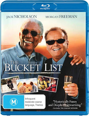 The Bucket List 2007 BD25 Spanish