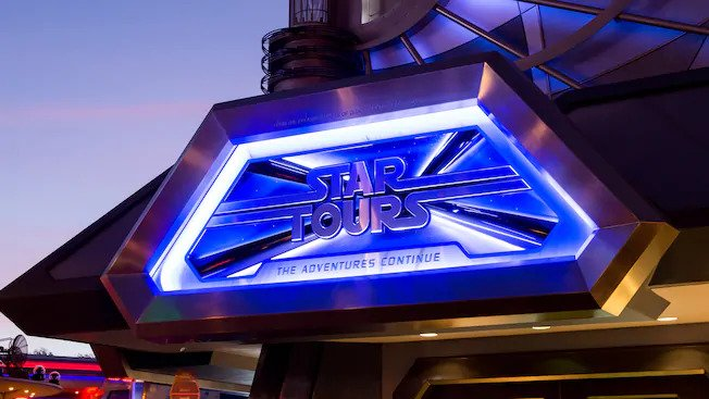 Music Behind the Ride: Star Tours