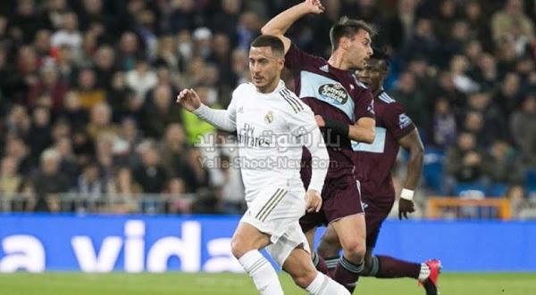 مباراة ريال مدريد وسيلتا فيغو بث مباشر كورة ستار | kora star |